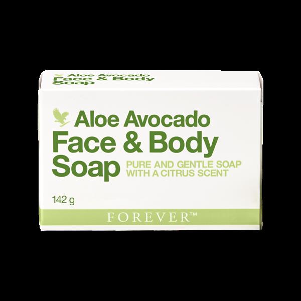 Avocado Face & Body Soap 284 Flp | Xà Phòng Rửa Mặt Và Cơ Thể