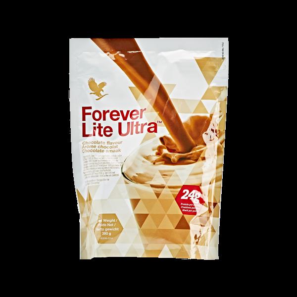 Forever Lite Ultra with Aminotein – Chocolate 471 Flp Bột Dinh Dưỡng Kiểm Soát Cân Nặng