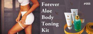 Bộ sản phẩm làm thon gọn cơ thể Aloe Body Toning Kit của Forever